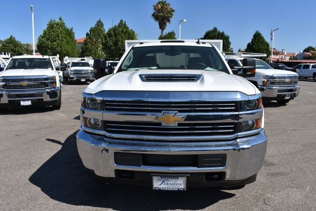 2017 Silverado 3500 Crew Cab, Harbor Landscape Dump #M17671 - photo 3