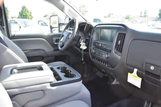 2017 Silverado 3500 Regular Cab, Harbor Flat/Stake Bed #M17677 - photo 14