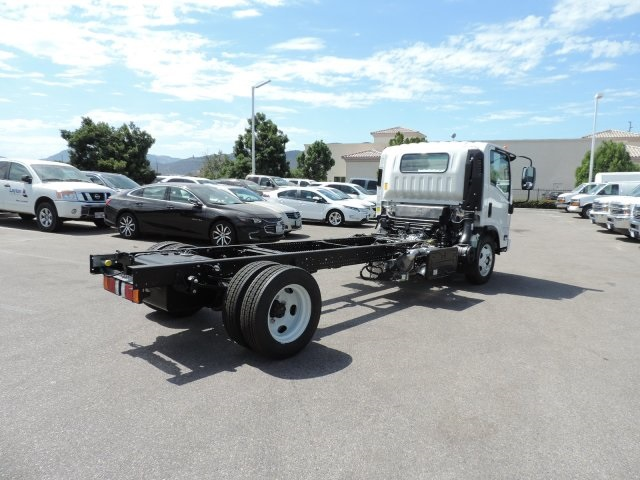 2017 Low Cab Forward Regular Cab, Cab Chassis #M1768 - photo 2