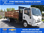 2017 Low Cab Forward Regular Cab, Flat/Stake Bed #M1768 - photo 1