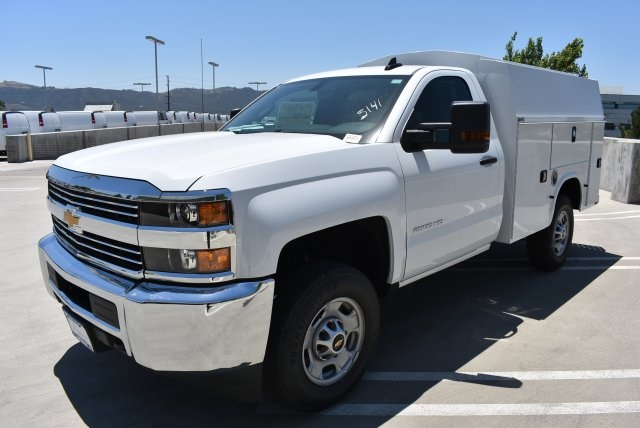 2017 Silverado 2500 Regular Cab, Knapheide Plumber #M17686 - photo 5