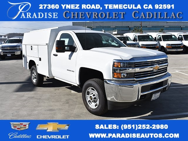 2017 Silverado 2500 Regular Cab, Knapheide KUVcc Plumber #M17686 - photo 1