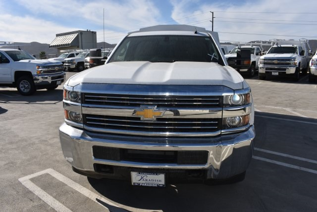 2017 Silverado 2500 Regular Cab, Knapheide Plumber #M17686 - photo 4