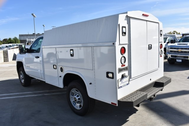 2017 Silverado 2500 Regular Cab, Knapheide Plumber #M17686 - photo 7