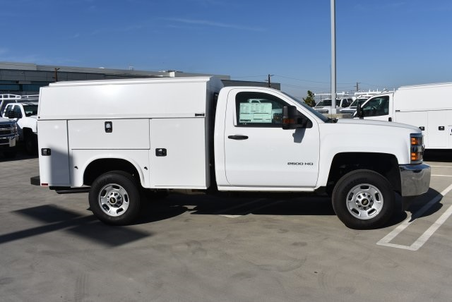 2017 Silverado 2500 Regular Cab, Knapheide Plumber #M17686 - photo 9