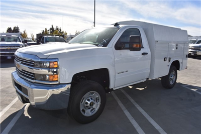 2017 Silverado 2500 Regular Cab, Knapheide KUVcc Plumber #M17686 - photo 5