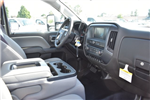 2017 Silverado 3500 Regular Cab, Harbor Black Boss Flatbed Platform Body #M17689 - photo 14