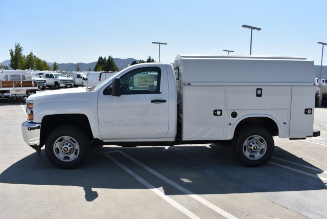 2017 Silverado 2500 Regular Cab, Knapheide Plumber #M17691 - photo 6