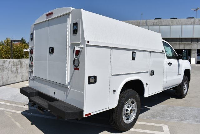 2017 Silverado 2500 Regular Cab, Knapheide Plumber #M17691 - photo 2
