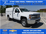2017 Silverado 2500 Regular Cab, Knapheide Plumber #M17691 - photo 1