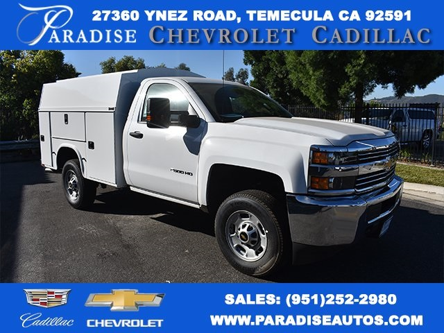 2017 Silverado 2500 Regular Cab, Knapheide KUVcc Plumber #M17708 - photo 1