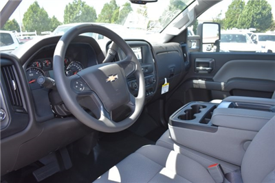 2017 Silverado 3500 Regular Cab DRW, Scelzi Signature Service Utility #M17723 - photo 20