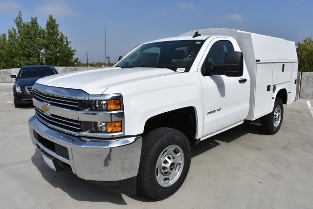2017 Silverado 2500 Regular Cab, Knapheide Plumber #M17724 - photo 5