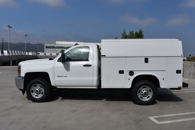 2017 Silverado 2500 Regular Cab, Knapheide Plumber #M17724 - photo 6