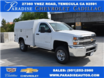 2017 Silverado 2500 Regular Cab, Knapheide Plumber #M17724 - photo 1