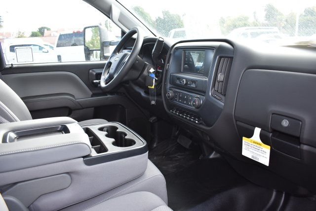 2017 Silverado 3500 Regular Cab, Harbor Platform Body #M17727 - photo 11