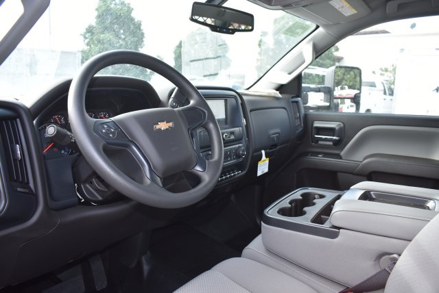 2017 Silverado 3500 Regular Cab, Harbor Platform Body #M17727 - photo 14