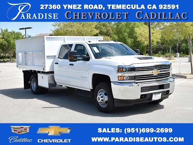 Paradise Chevrolet | Commercial Work Trucks and Vans