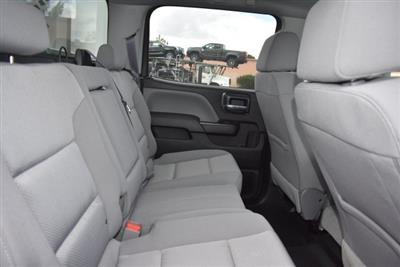 2017 Silverado 3500 Crew Cab DRW 4x2,  Scelzi Landscape Dump #M17732 - photo 16