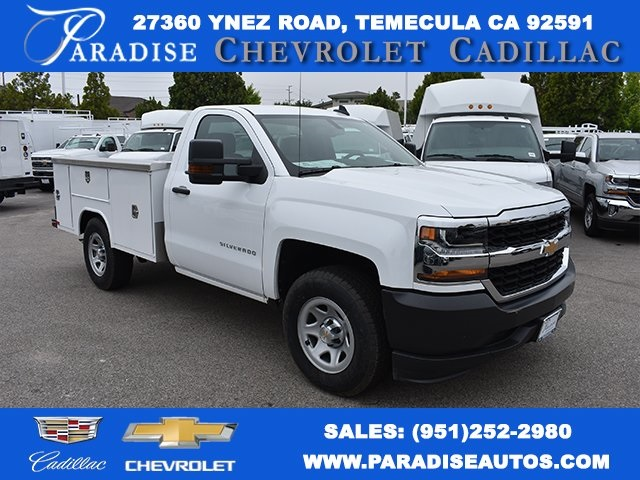 2017 Silverado 1500 Regular Cab, Harbor TradeMaster Utility #M17740 - photo 1