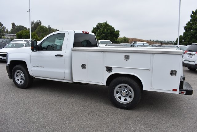 2017 Silverado 1500 Regular Cab, Harbor Utility #M17740 - photo 5