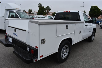 2017 Silverado 1500 Regular Cab, Harbor TradeMaster Utility #M17740 - photo 2