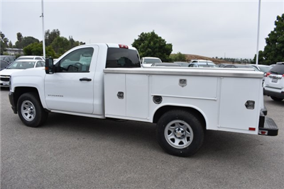 2017 Silverado 1500 Regular Cab, Harbor TradeMaster Utility #M17740 - photo 5