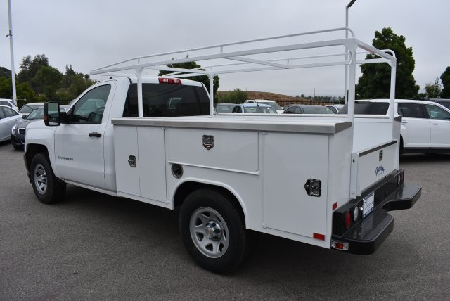2017 Silverado 1500 Regular Cab, Harbor Utility #M17741 - photo 6