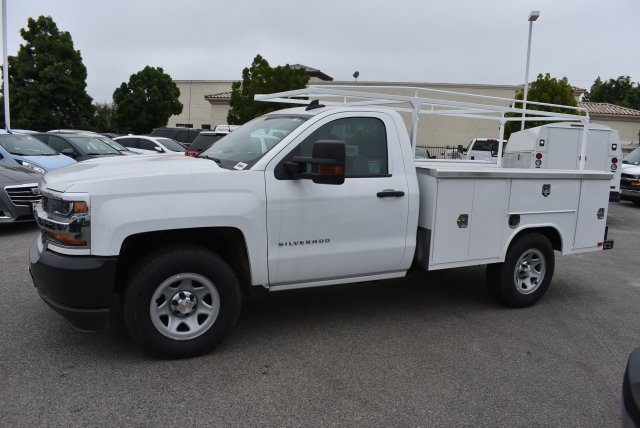 2017 Silverado 1500 Regular Cab, Harbor Utility #M17741 - photo 5
