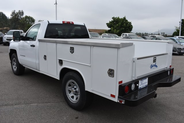 2017 Silverado 1500 Regular Cab, Harbor Utility #M17742 - photo 7