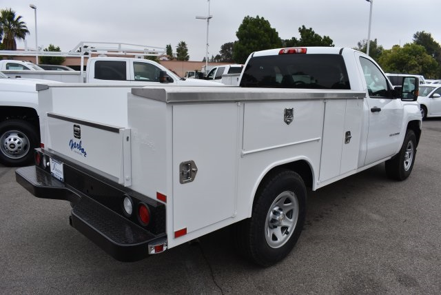 2017 Silverado 1500 Regular Cab, Harbor Utility #M17742 - photo 2