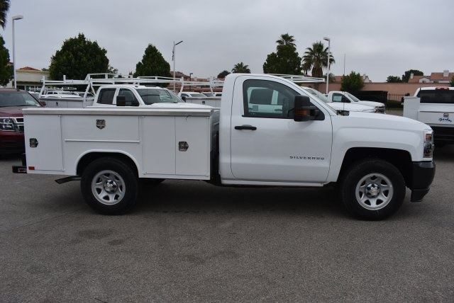 2017 Silverado 1500 Regular Cab, Harbor Utility #M17742 - photo 9