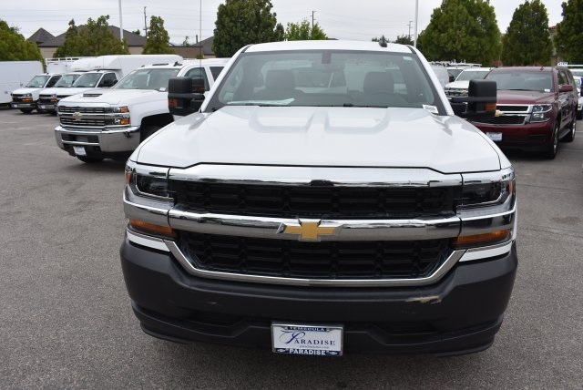 2017 Silverado 1500 Regular Cab, Harbor Utility #M17742 - photo 4