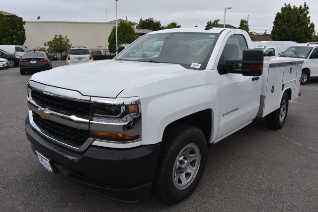 2017 Silverado 1500 Regular Cab, Harbor Utility #M17742 - photo 5