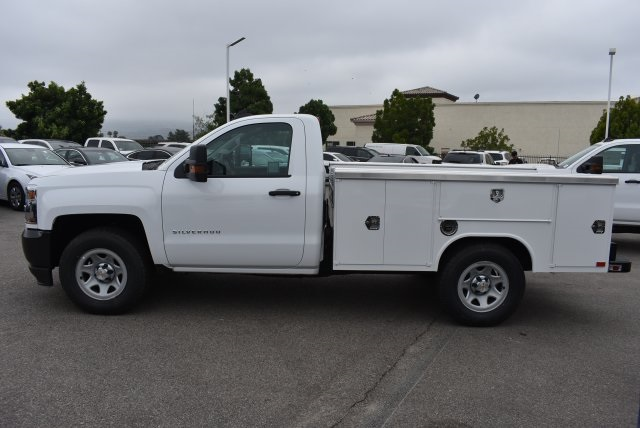 2017 Silverado 1500 Regular Cab, Harbor Utility #M17742 - photo 6
