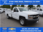2017 Silverado 1500 Regular Cab, Harbor Utility #M17742 - photo 1