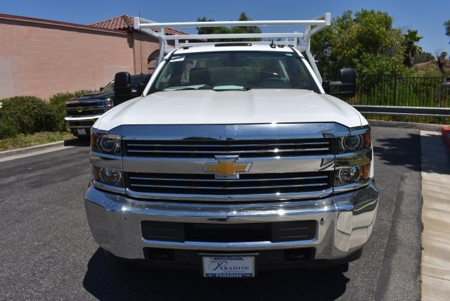 2017 Silverado 3500 Regular Cab DRW, Harbor Utility #M17757 - photo 3