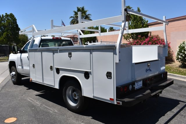 2017 Silverado 3500 Regular Cab DRW, Harbor Utility #M17757 - photo 6