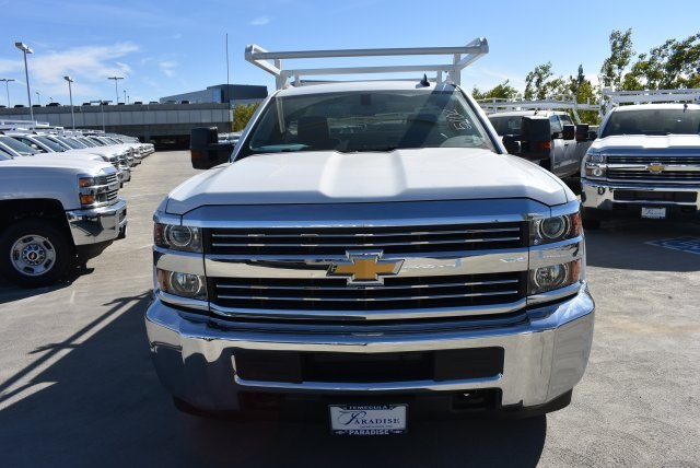 2017 Silverado 2500 Regular Cab, Knapheide Utility #M17760 - photo 4