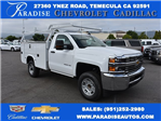 2017 Silverado 2500 Regular Cab, Knapheide Utility #M17761 - photo 1