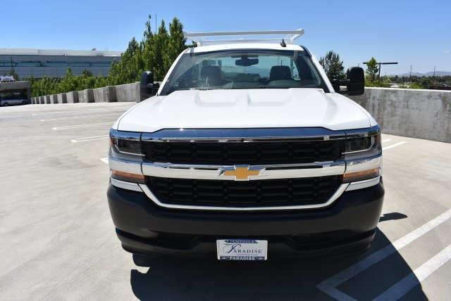 2017 Silverado 1500 Regular Cab, Harbor Utility #M17774 - photo 4