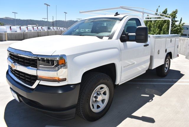 2017 Silverado 1500 Regular Cab, Harbor Utility #M17774 - photo 5