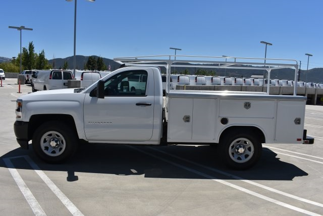 2017 Silverado 1500 Regular Cab, Harbor Utility #M17774 - photo 6