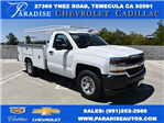 2017 Silverado 1500 Regular Cab, Harbor Utility #M17774 - photo 1