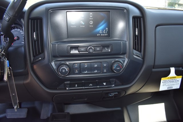 2017 Silverado 3500 Crew Cab 4x4, Harbor Utility #M17775 - photo 22