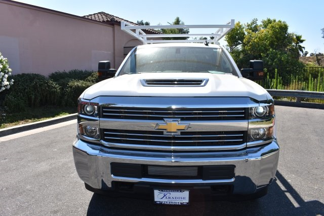 2017 Silverado 3500 Crew Cab 4x4, Harbor Utility #M17775 - photo 3