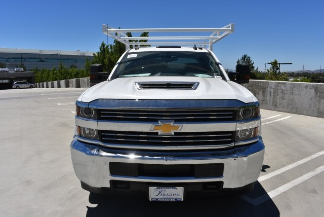 2017 Silverado 3500 Crew Cab 4x4, Harbor Combo Body #M17791 - photo 4