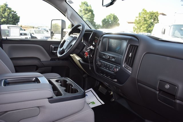 2017 Silverado 2500 Double Cab, Scelzi Utility #M17797 - photo 15