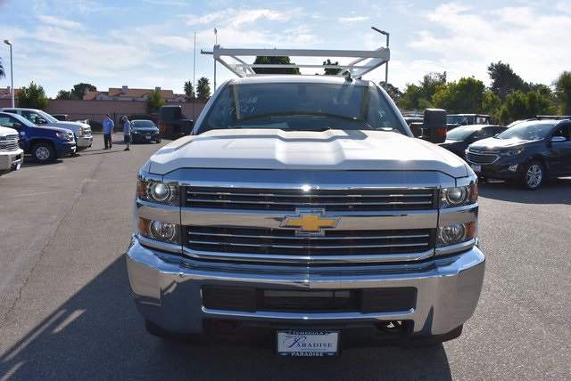 2017 Silverado 2500 Double Cab, Scelzi Utility #M17797 - photo 4