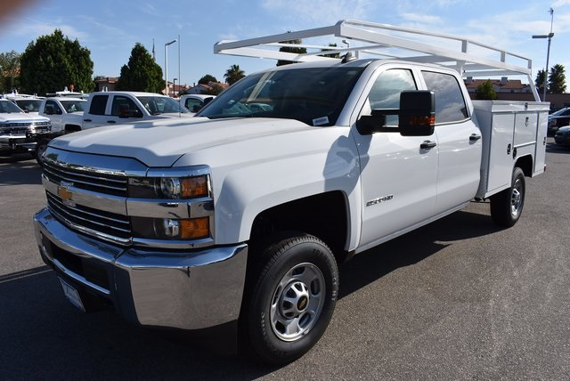 2017 Silverado 2500 Double Cab, Scelzi Utility #M17797 - photo 5